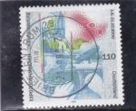 Stamps Europe - Germany -  Exhibicion EXPO 2000, Hanover