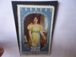 Stamps America - Venezuela -  94° Aniversario de la Muerte de Doña Luisa Caceres de Arismendis, 1800-1960