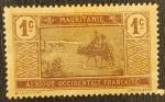 Stamps Africa - Mauritania -  Mauritania 1913 1c SG18