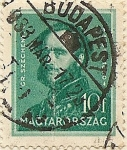 Stamps of the world : Hungary :  CR. SZÉCHENY