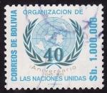 Sellos de America - Bolivia -  ONU