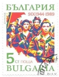 Stamps Europe - Bulgaria -  aniversarios