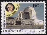 Sellos de America - Bolivia -  Visita de Juan Pablo ll