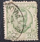 Sellos de Europa - Italia -  Poste Italiane 25 cent, 1926