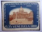 de America - Venezuela -  Concilio Ecumenico Vaticano II -
