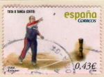 Stamps : Europe : Spain :  Juegos tradicionales