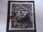 Sellos del Mundo : Europa : España : Ed:1428 - IV Centenario de la Reforma Teresiana - Monasterio de San José - Ávila.