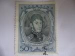 Sellos del Mundo : America : Argentina : General José Francisco de San Martín (1778-1850)