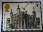 de Europa - Reino Unido -  Torre de Londres - Torre Blanca - Edificio Histórico.