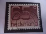 de Europa - Holanda -  Numeral - Figura tipo