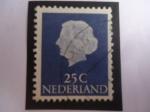 de Europa - Holanda -  Queen Juliana (1909-2004), de los Países Bajos - Tipo:Perfil.