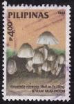 Sellos de Asia - Filipinas -  Hongos
