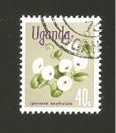 Sellos del Mundo : Africa : Uganda : INTERCAMBIO