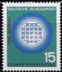 Sellos de Europa - Alemania -  aniversarios