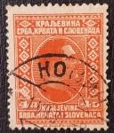 Sellos de Europa - Yugoslavia -  King Alexander, 4 dinar, 1926