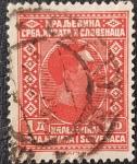 Stamps Europe - Yugoslavia -  King Alexander, 1 dinar, 1926
