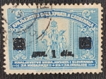 Stamps Europe - Yugoslavia -  Charity Provisional Issue,1922/24 , Overprint 1 din