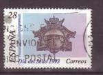 Stamps Spain -  día del sello