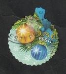 Sellos del Mundo : Europa : Estonia : 43 - Navidad