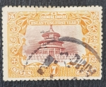 Stamps Asia - China -  Chinese Empire 1909 Qing Dynasty 7c
