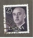 Sellos de Europa - España -  RESERVADO M.A.SANCHO