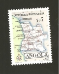 Sellos del Mundo : Africa : Angola : 386