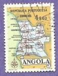 Sellos del Mundo : Africa : Angola : 391