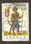Sellos del Mundo : Africa : Angola : 514