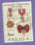 Sellos del Mundo : Africa : Angola : 537