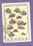 Sellos del Mundo : Africa : Angola : 545