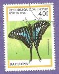 Stamps Benin -  801