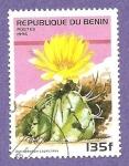 Sellos de Africa - Benin -  875