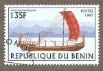 Stamps Benin -  1040