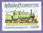 Sellos de Africa - Benin -  1074