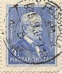 Sellos de Europa - Hungría -  G. EMMELWEIS