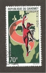 Sellos de Africa - Benin -  SC43