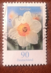 Stamps : Europe : Germany :  Alemania flora
