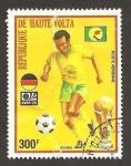 Sellos del Mundo : Africa : Burkina_Faso : C186