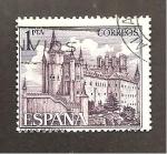 Sellos del Mundo : Europa : España : RESERVADO M.A.SANCHO