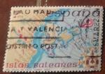 Stamps : Europe : Spain :  Islas Baleares