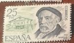 Stamps : Europe : Spain :  Pío Baroja