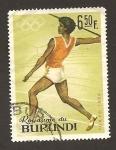 Sellos del Mundo : Africa : Burundi : 105