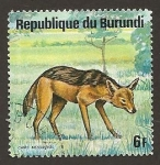 Sellos de Africa - Burundi -  483B