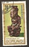 Sellos de Africa - Burundi -  C39