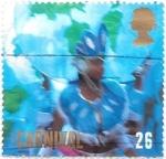 Stamps : Europe : United_Kingdom :  carnaval