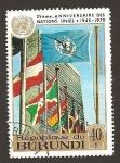 Sellos de Africa - Burundi -  C131