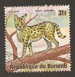 Sellos del Mundo : Africa : Burundi : C151B