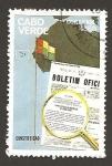 Sellos del Mundo : Africa : Cabo_Verde : 430