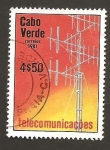 Sellos del Mundo : Africa : Cabo_Verde : 432