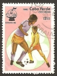 Sellos del Mundo : Africa : Cabo_Verde : 446